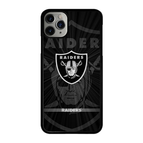 OAKLAND RAIDERS 7 iPhone 11 Pro Max Case Cover