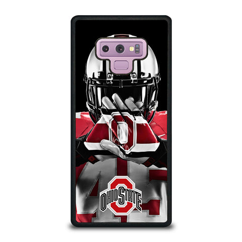 OHIO STATE 3 Samsung Galaxy Note 9 Case Cover