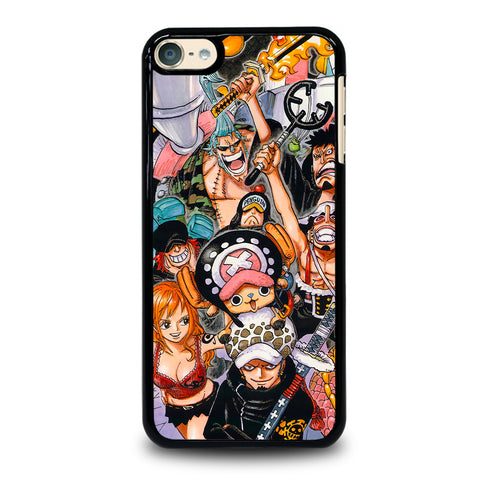 ONE PIECE ANIME CHARACTER 2 iPod Touch 6 Case Cover