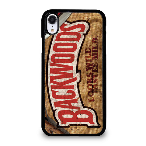 ONLY BACKWOODS iPhone XR Case Cover