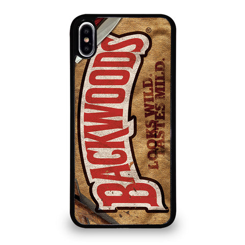 ONLY BACKWOODS iPhone XS Max Case Cover