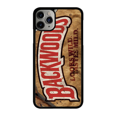 ONLY BACKWOODS iPhone 11 Pro Max Case Cover