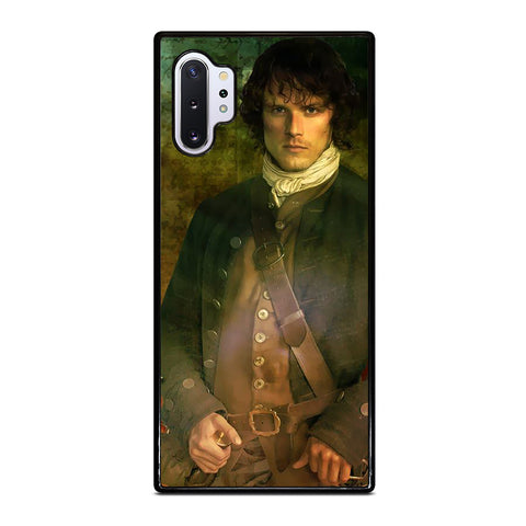 OUTLANDER JAMIE FRASER Samsung Galaxy Note 10 Plus Case Cover