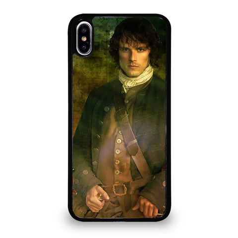 OUTLANDER JAMIE FRASER iPhone XS Max Case Cover