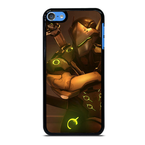 OVERWATCH GENJI 3 iPod Touch 7 Case Cover