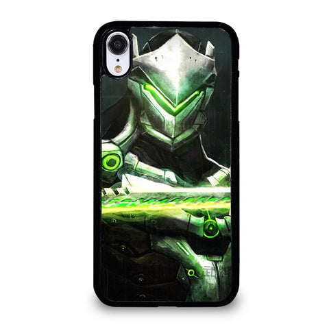 OVERWATCH GENJI 4 iPhone XR Case Cover