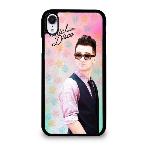 PANIC AT THE DISCO BRENDON iPhone XR Case Cover