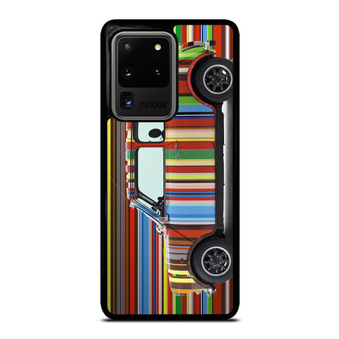 PAUL SMITH MINI COOPER Samsung Galaxy S20 Ultra Case Cover
