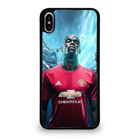 PAUL POGBA UNITED iPhone XS Max Case Cover
