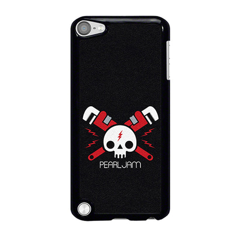 PEARL JAM SKULL iPod Touch 5 Case Cover