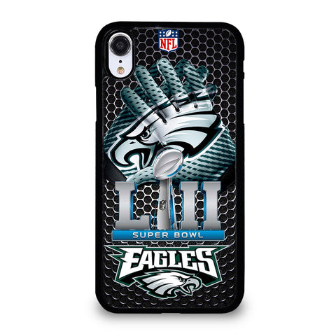 PHILADELPHIA EAGLES LII CHAMP iPhone XR Case Cover