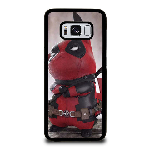 PIKACHU DEADPOOL Samsung Galaxy S8 Case Cover