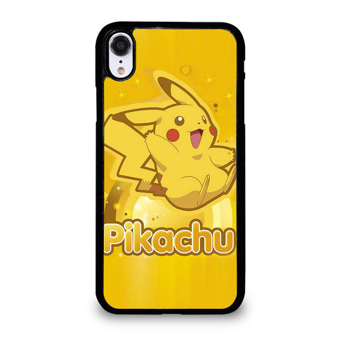 PIKACHU 2 iPhone XR Case Cover