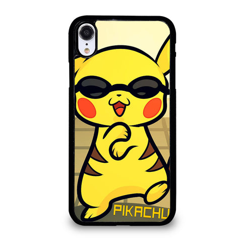 PIKACHU GANGNAM iPhone XR Case Cover