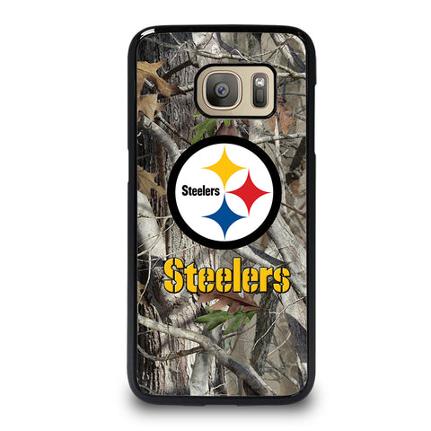 PITTSBURGH STEELERS TREE CAMO Samsung Galaxy S7 Case Cover