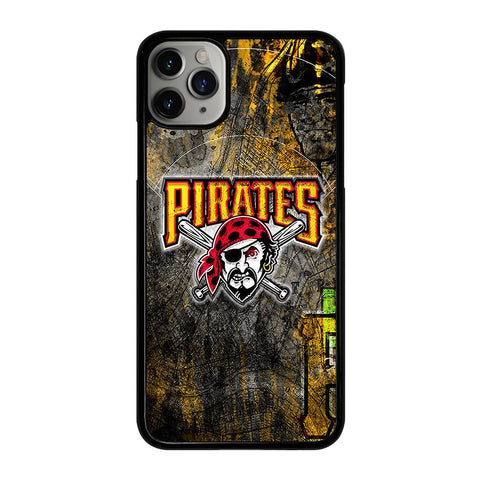 PITTSBURGH PIRATES 3 iPhone 11 Pro Max Case Cover