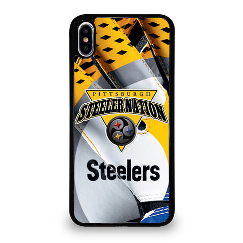 PITTSBURGH STEELERS 1 iPhone XS Max Case Cover