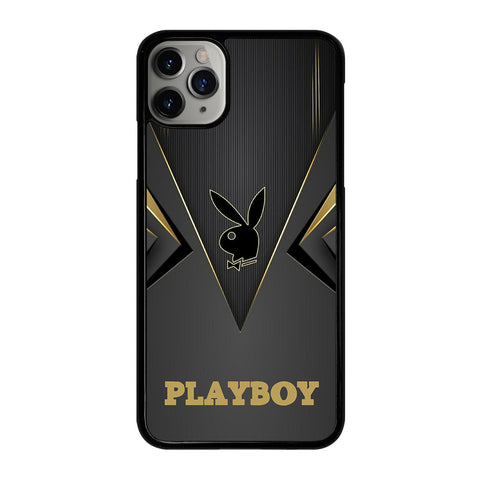 PLAYBOY GOLD LOGO iPhone 11 Pro Max Case Cover