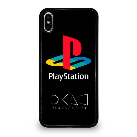 PLAYSTATION CLASSIC LOGO iPhone XS Max Case Cover