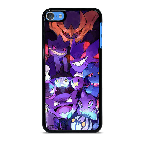 POKEMON GENGAR DARK iPod Touch 7 Case Cover