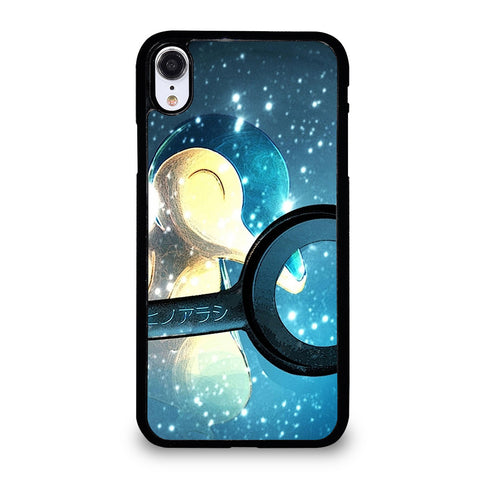 POKEMON BALL 1 iPhone XR Case Cover
