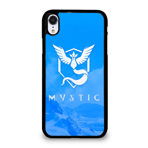 POKEMON GO TEAM MYSTIC 2 iPhone XR Case Cover
