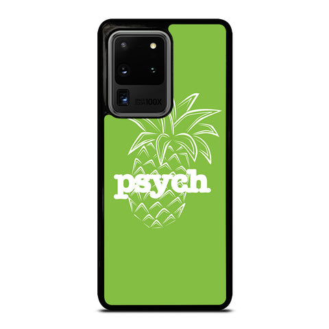 PSYCH PINEAPPLE Samsung Galaxy S20 Ultra Case Cover