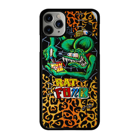RAT FINK RF 2 iPhone 11 Pro Max Case Cover