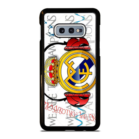 REAL MADRID CHAMPIONS Samsung Galaxy S10e Case Cover