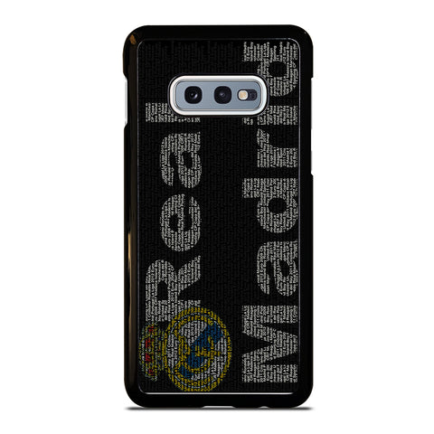 REAL MADRID FC Samsung Galaxy S10e Case Cover