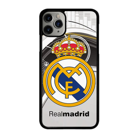 REAL MADRID 1 iPhone 11 Pro Max Case Cover