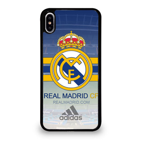 REAL MADRID 3 iPhone XS Max Case Cover
