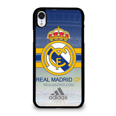 REAL MADRID 3 iPhone XR Case Cover