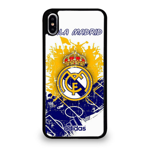 REAL MADRID 4 iPhone XS Max Case Cover