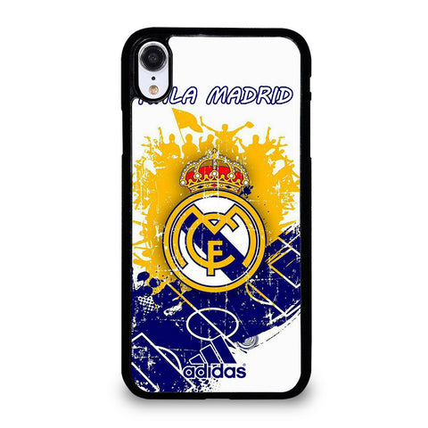 REAL MADRID 4 iPhone XR Case Cover