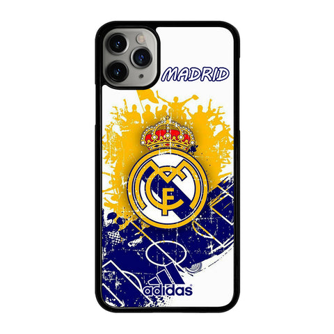 REAL MADRID 4 iPhone 11 Pro Max Case Cover