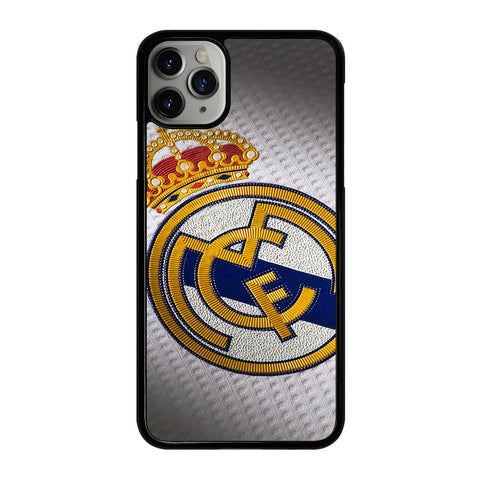 REAL MADRID LOS BLANCOS 2 iPhone 11 Pro Max Case Cover
