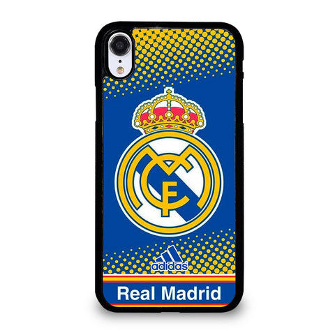 REAL MADRID SPAIN iPhone XR Case Cover