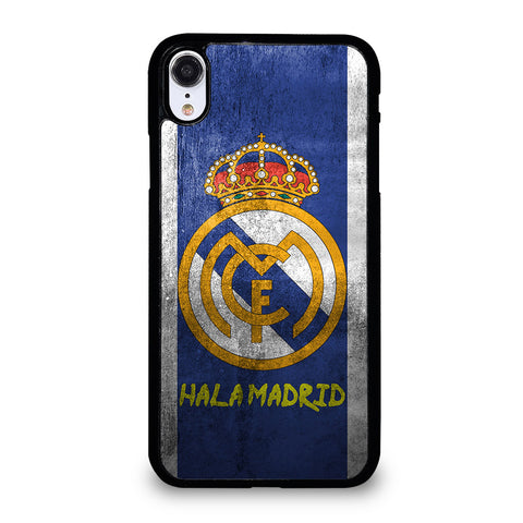 REAL MADRID VINTAGE iPhone XR Case Cover