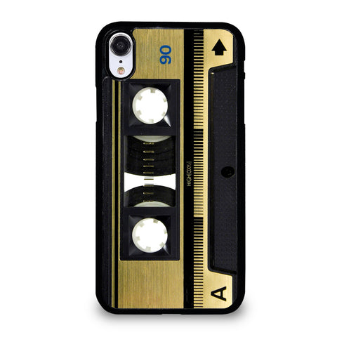 RETRO CASSETTE TAPE 3 iPhone XR Case Cover