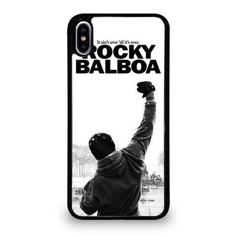 ROCKY BALBOA 2 iPhone XS Max Case Cover