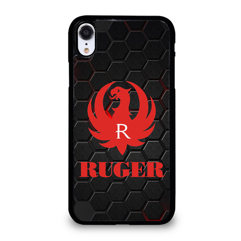 RUGER FIREARM iPhone XR Case Cover