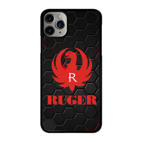 RUGER FIREARM iPhone 11 Pro Max Case Cover
