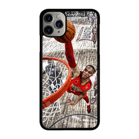 RUSSELL WESTBROOK DUNK 1 iPhone 11 Pro Max Case Cover