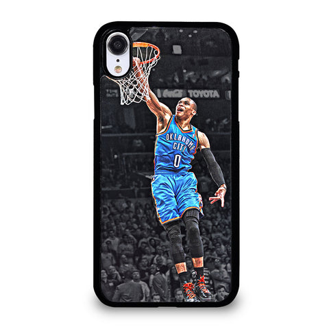 RUSSELL WESTBROOK DUNK 2 iPhone XR Case Cover