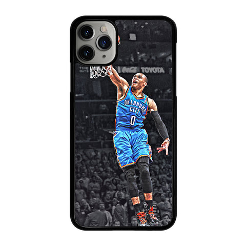 RUSSELL WESTBROOK DUNK 2 iPhone 11 Pro Max Case Cover