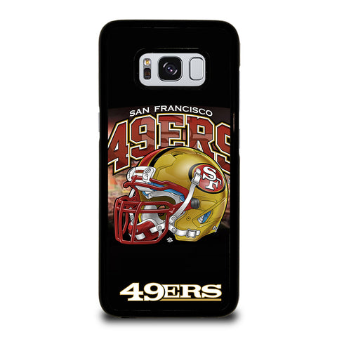 SAN FRANCISCO 49ERS 2 Samsung Galaxy S8 Plus Case Cover