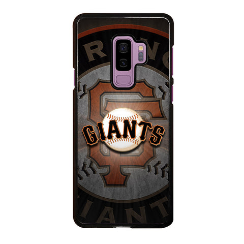 SAN FRANCISCO GIANTS 3 Samsung Galaxy S9 Plus Case Cover