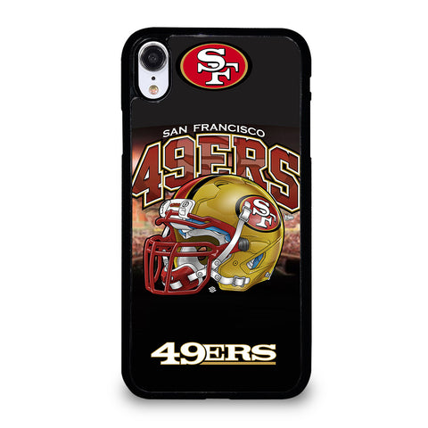 SAN FRANCISCO 49ERS 2 iPhone XR Case Cover