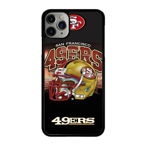 SAN FRANCISCO 49ERS 2 iPhone 11 Pro Max Case Cover